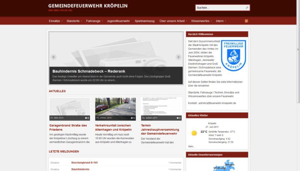Feuerwehr Kröpelin