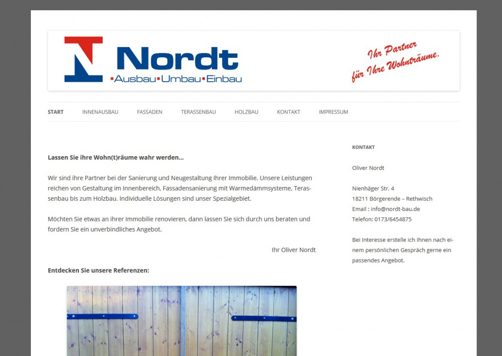 nordt-bau