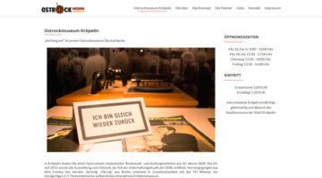 Ostrockmuseum Kröpelin – Entdecken Sie die Musik des Ostens ……160809